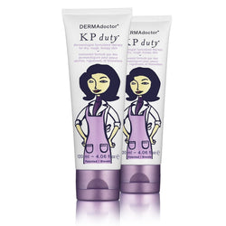 Kp 'Double' Duty (Two 4 Oz Tubes) 240Ml-DERMAdoctor-UAE-BEAUTY ON WHEELS