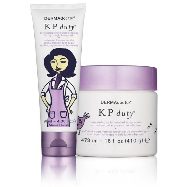 Kp Duty Dry Skin Duo-DERMAdoctor-UAE-BEAUTY ON WHEELS