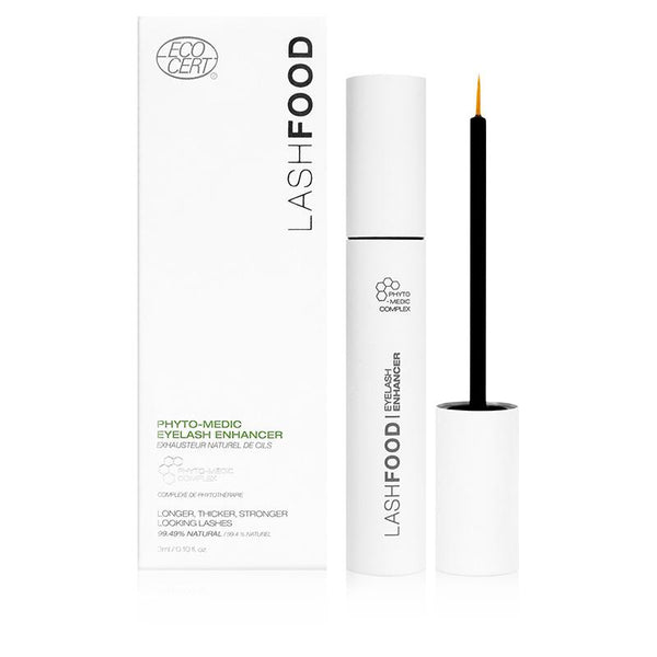 Lashfood Organic Phyto-Medic Natural Eyelash Enhancer 3Ml