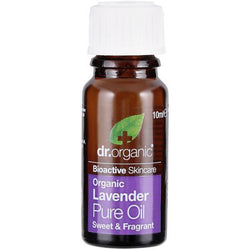 Lavender Pure Oil 10Ml-Body Care-Dr Organic-BEAUTY ON WHEELS-UAE-Dubai-Abudhabi-KSA-الامارات