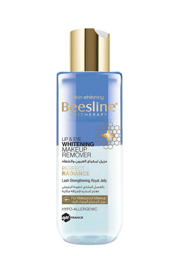 Lip & Eye Whitening Makeup Remover-Beesline-UAE-BEAUTY ON WHEELS