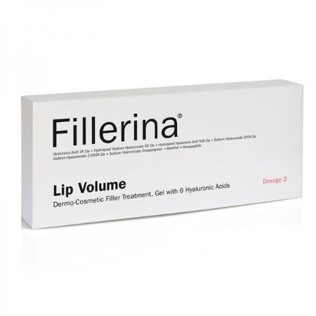 Lip Volume- Dosage 2-Face Care-Fillerina-BEAUTY ON WHEELS-UAE-Dubai-Abudhabi-KSA-الامارات