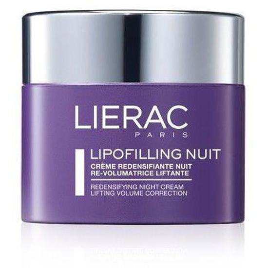 Lipofilling Night Cream-Lierac-UAE-BEAUTY ON WHEELS