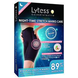 Night-Time Stretch Marks Care Panty - Black S/M-Lytess-UAE-BEAUTY ON WHEELS