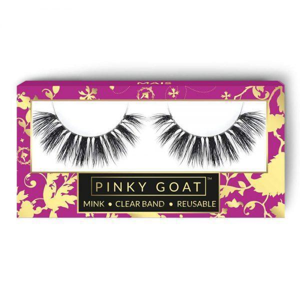 Mais Mink Lashes-Pinky Goat-UAE-BEAUTY ON WHEELS