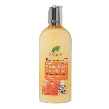 Manuka Honey Conditioner 265Ml-Hair care-Dr Organic-BEAUTY ON WHEELS-UAE-Dubai-Abudhabi-KSA-الامارات