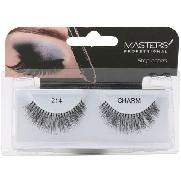 Masters Professional Strip Lashes Charm - 214-MASTERS PROFESSIONAL-UAE-BEAUTY ON WHEELS