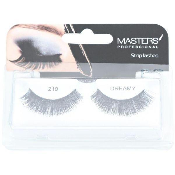 Masters Professional Strip Lashes Dreamy - 210-MASTERS PROFESSIONAL-UAE-BEAUTY ON WHEELS