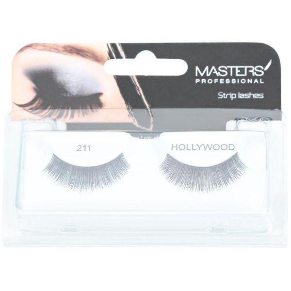 Masters Professional Strip Lashes Hollywood - 211-MASTERS PROFESSIONAL-UAE-BEAUTY ON WHEELS