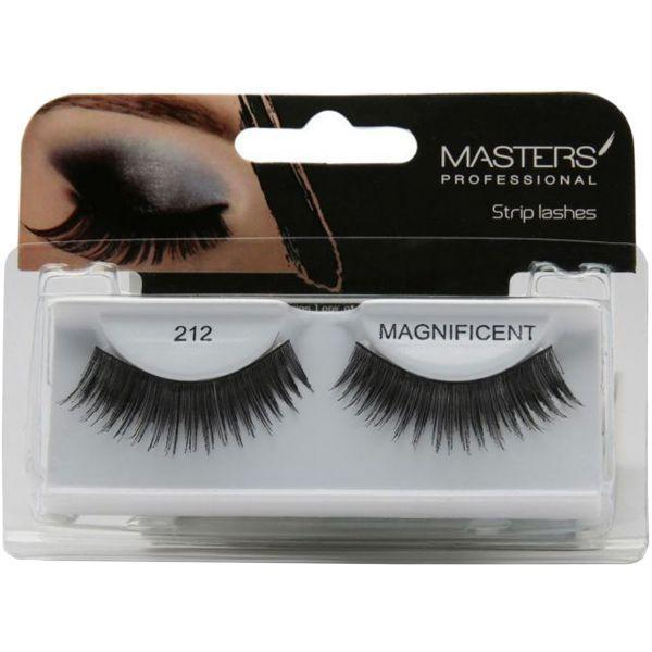 Masters Professional Strip Lashes Magnificet - 212-MASTERS PROFESSIONAL-UAE-BEAUTY ON WHEELS