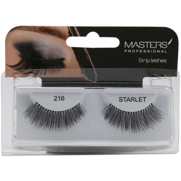 Masters Professional Strip Lashes Starlet - 216-MASTERS PROFESSIONAL-UAE-BEAUTY ON WHEELS