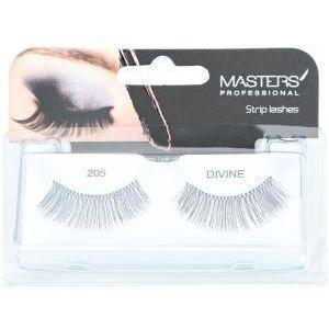 Masters Strip Lashes Divine - 205-MASTERS PROFESSIONAL-UAE-BEAUTY ON WHEELS