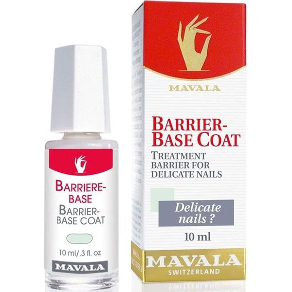 Mavala Barrier-Base Coat 10Ml-Makeup-Mavala-BEAUTY ON WHEELS-UAE-Dubai-Abudhabi-KSA-الامارات