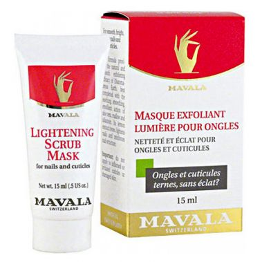 Mavala Lightening Nail Scrub Mask 15ml-Mavala-UAE-BEAUTY ON WHEELS