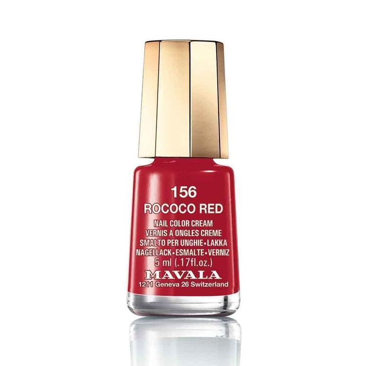 Mavala Nailpolish 156 Rococo Red-Makeup-Mavala-BEAUTY ON WHEELS-UAE-Dubai-Abudhabi-KSA-الامارات
