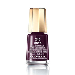 Mavala Nailpolish 245 Onyx-Makeup-Mavala-BEAUTY ON WHEELS-UAE-Dubai-Abudhabi-KSA-الامارات