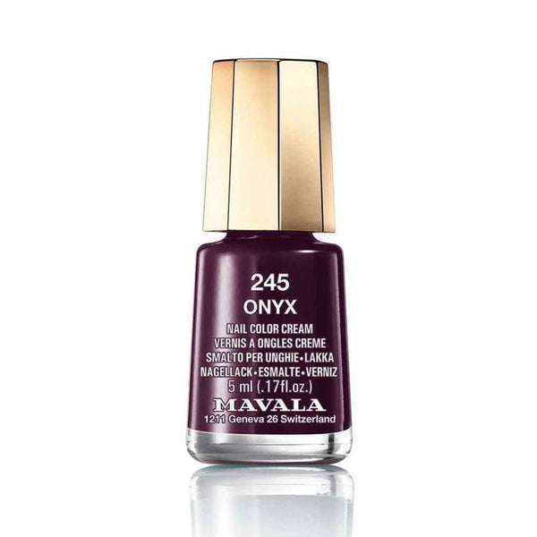 Mavala Nailpolish 245 Onyx-Mavala-UAE-BEAUTY ON WHEELS