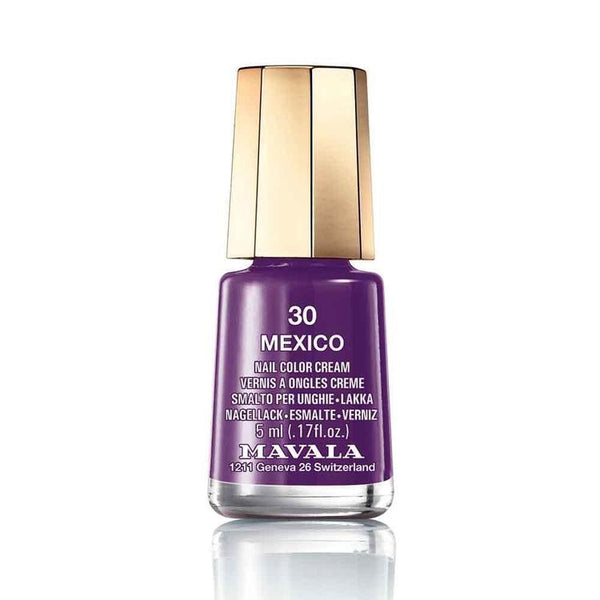 Mavala Nailpolish 30 Mexico-Makeup-Mavala-BEAUTY ON WHEELS-UAE-Dubai-Abudhabi-KSA-الامارات