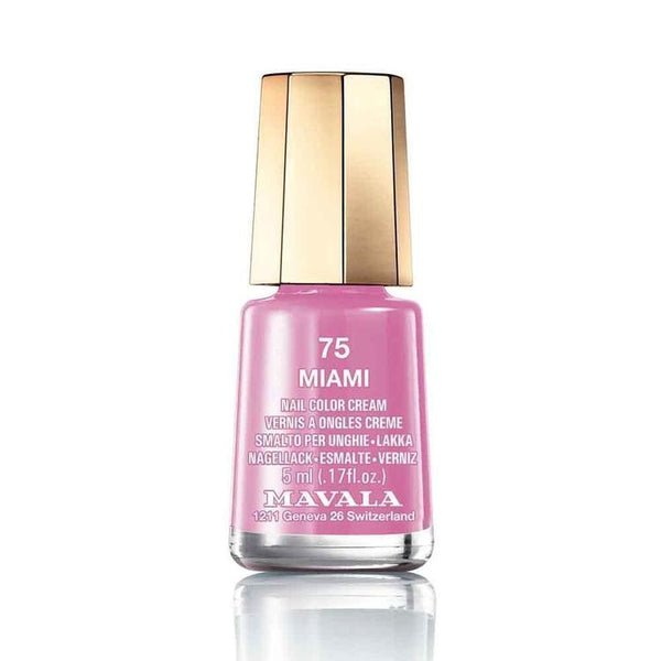 Mavala Nailpolish 75 Miami-Makeup-Mavala-BEAUTY ON WHEELS-UAE-Dubai-Abudhabi-KSA-الامارات