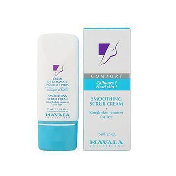 Mavala Smoothing Scrub Cream For Feet 75Ml-Body Care-Mavala-BEAUTY ON WHEELS-UAE-Dubai-Abudhabi-KSA-الامارات