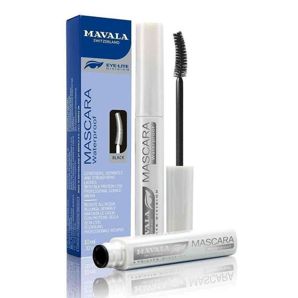 Mavala Volume Mascara Black 10 Ml-Makeup-Mavala-BEAUTY ON WHEELS-UAE-Dubai-Abudhabi-KSA-الامارات