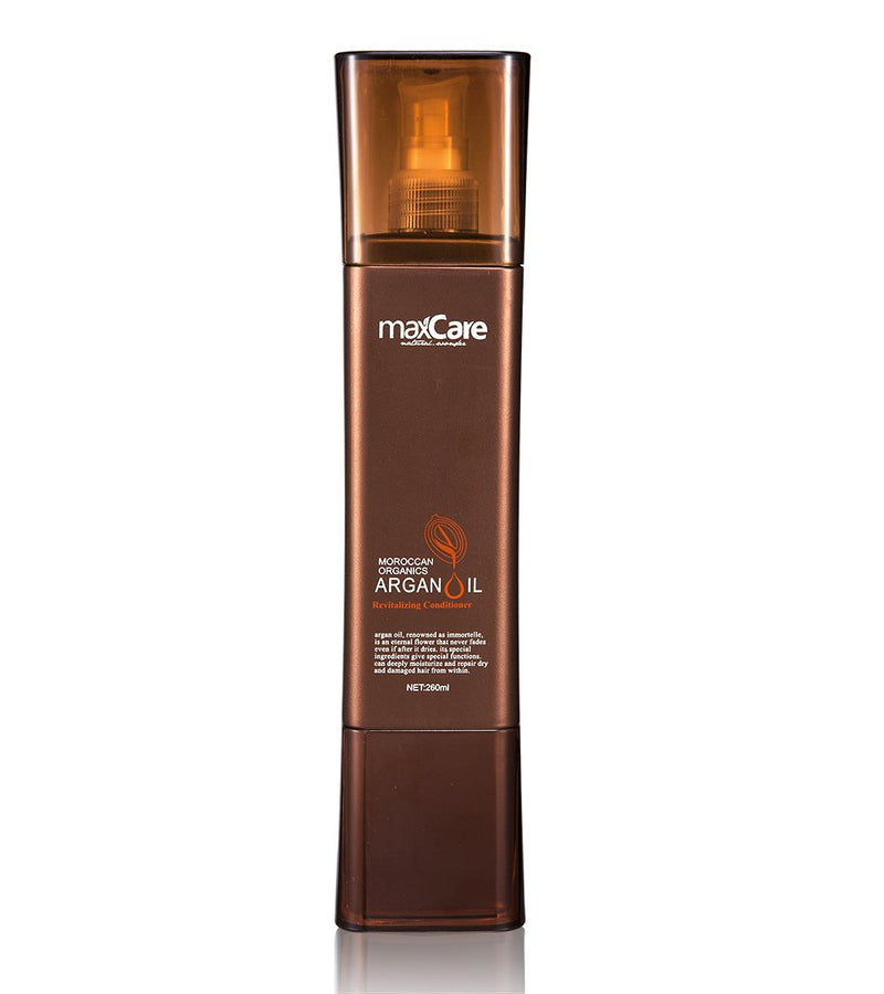 ARGAN OIL REVITALIZING CONDITIONER 260 ML-MaxCare-UAE-BEAUTY ON WHEELS