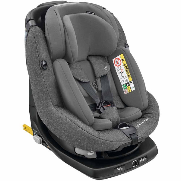 Maxi-Cosi-Axissfix Plus Car Seat - Sparkling Grey-BEAUTY ON WHEELS