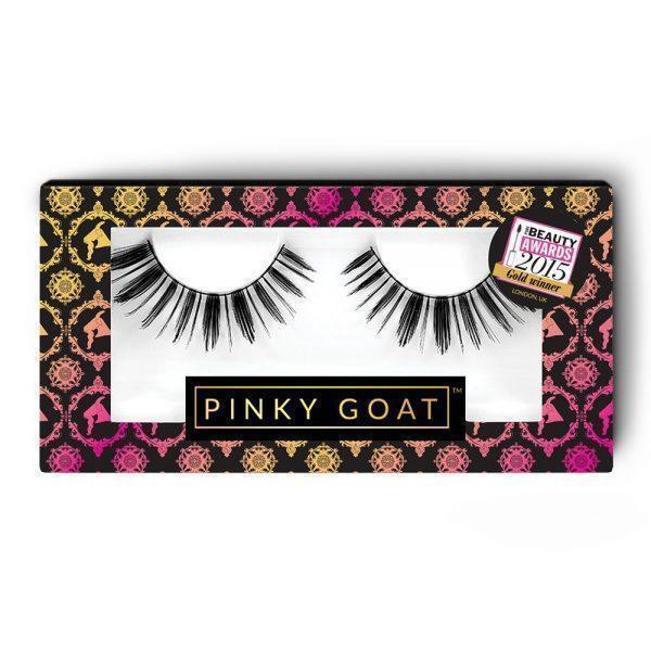 Maya Natural Lashes-Pinky Goat-UAE-BEAUTY ON WHEELS