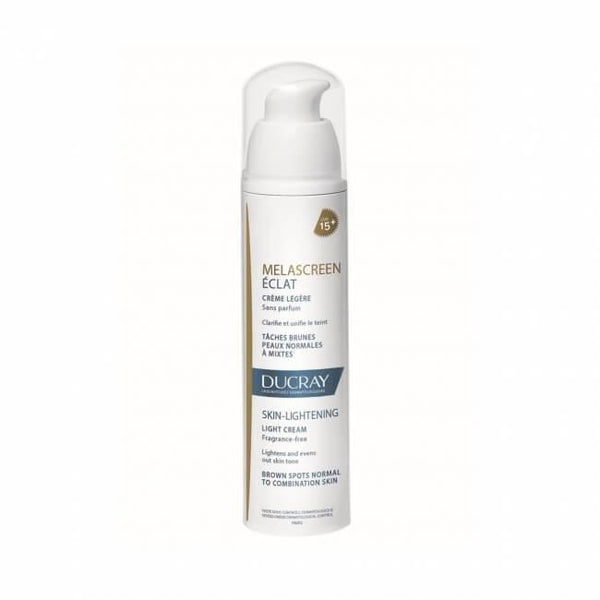 Melascreen Eclat Light Cream Spf15 40Ml-Ducray-UAE-BEAUTY ON WHEELS