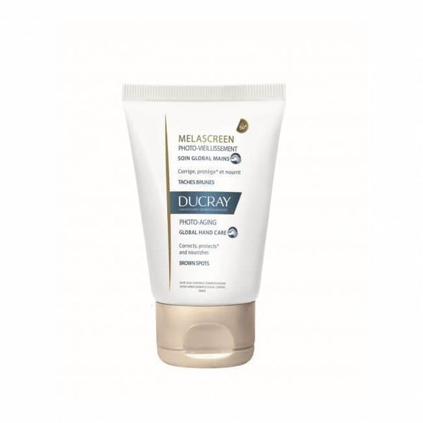 Melascreen Global Hand Cream Spf 50+-Body care-Ducray-BEAUTY ON WHEELS-UAE-Dubai-Abudhabi-KSA-الامارات