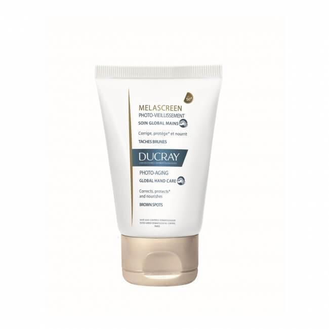 Melascreen Global Hand Cream Spf 50+-Ducray-UAE-BEAUTY ON WHEELS