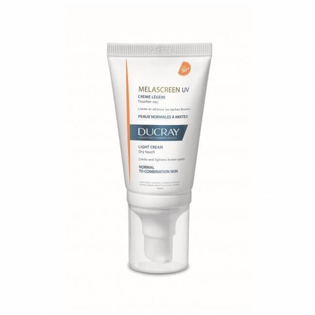 Melascreen Photoprotection Light Cream Spf50+-Ducray-UAE-BEAUTY ON WHEELS