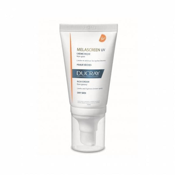 Melascreen Photoprotection Rich Cream Spf50+-Ducray-UAE-BEAUTY ON WHEELS