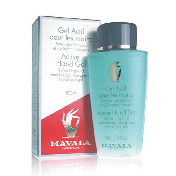 Mavala Active Hand Gel 150ml-Mavala-UAE-BEAUTY ON WHEELS