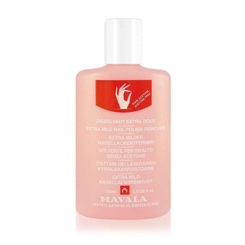 Mavala nail polish remover pink 230ml-Mavala-UAE-BEAUTY ON WHEELS