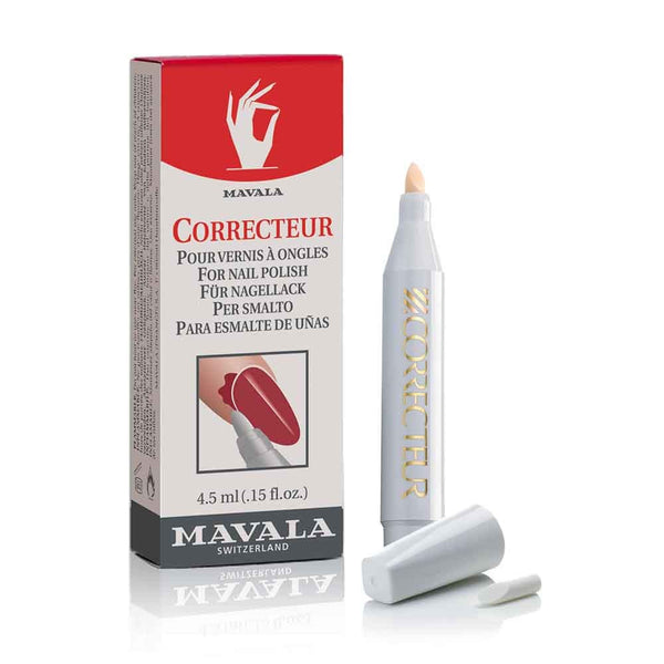 Mavala Correcteur For Nail Polish 4.5ml-Mavala-UAE-BEAUTY ON WHEELS