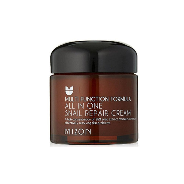 All In One Snail Repair Cream 75Ml-Mizon-UAE-BEAUTY ON WHEELS