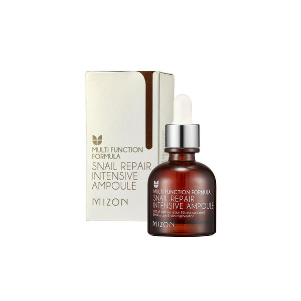 Mizon-Snail Repair Intensive Ampoule 30Ml-BEAUTY ON WHEELS