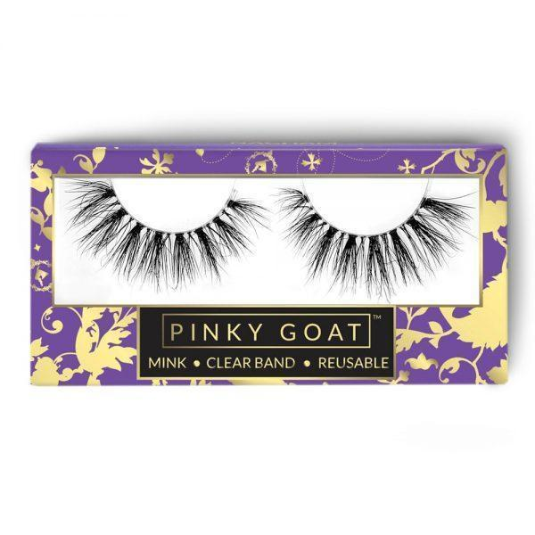 Nagham Mink Lashes-Pinky Goat-UAE-BEAUTY ON WHEELS