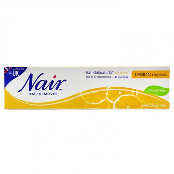 Nair-Nair Hair Remover Cream Tube 110 gm-BEAUTY ON WHEELS