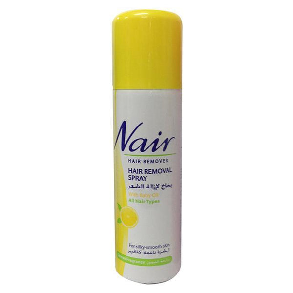 Nair-Nair Hair Remover Spray 200 ml-BEAUTY ON WHEELS