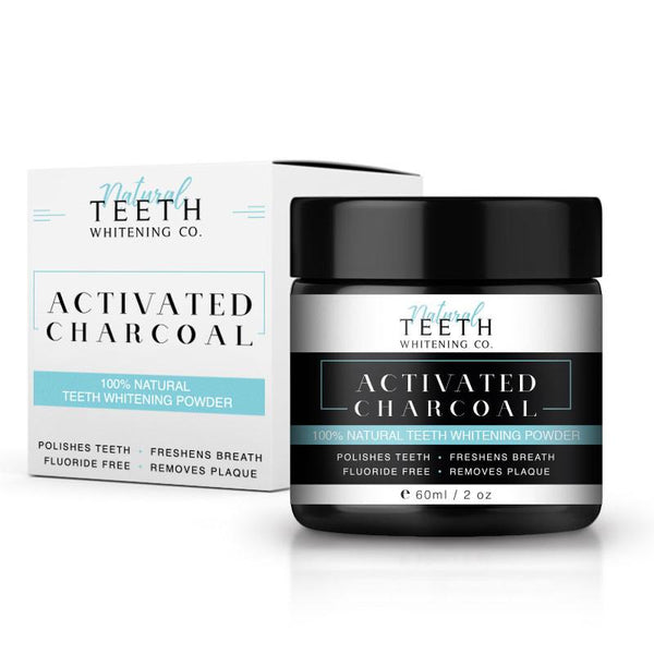 Natural Teeth Whitening 50 G - 16 Day Treatment-Tom Oliver-UAE-BEAUTY ON WHEELS