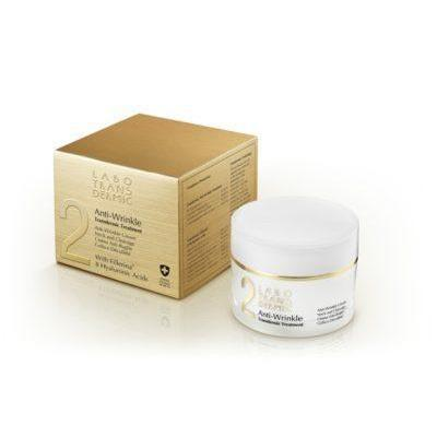 Neck And Cleavage Anti-Wrinkle Cream-Labo Transdermic-UAE-BEAUTY ON WHEELS