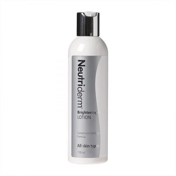 Brightening Body Lotion 250Ml-Neutriderm-UAE-BEAUTY ON WHEELS