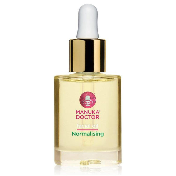 Normalising Facial Oil 30 Ml-Face Care-Manuka Doctor-BEAUTY ON WHEELS-UAE-Dubai-Abudhabi-KSA-الامارات