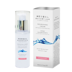 Nourishing Cream With Apricot Oil & Aloe Vera-Herbal Essentials-UAE-BEAUTY ON WHEELS