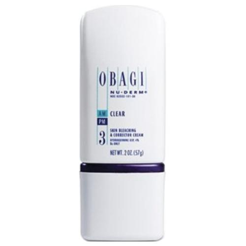 Nu-Derm Clear-Face Care-Obagi-BEAUTY ON WHEELS-UAE-Dubai-Abudhabi-KSA-الامارات
