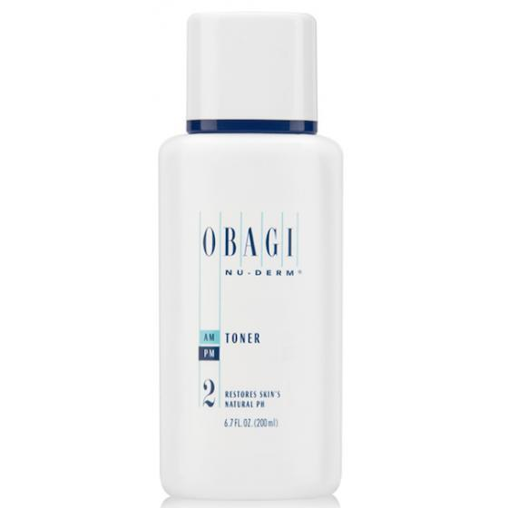 Nu-Derm Toner-Obagi-UAE-BEAUTY ON WHEELS