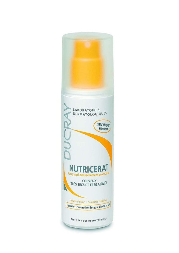 Nutricerat Anti-Dryness Hair Protective Spray 75 Ml-Ducray-UAE-BEAUTY ON WHEELS