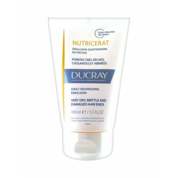 Nutricerat Emulsion Daily Nourishing 100 Ml-Ducray-UAE-BEAUTY ON WHEELS